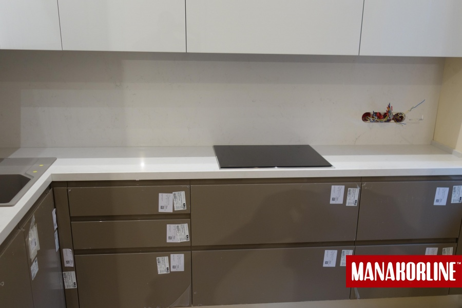 Столешница Caesarstone 5141 Frosty Carrina