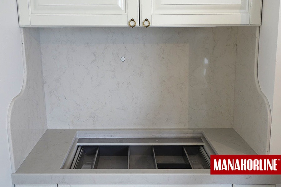 Столешница Caesarstone 5000 London Grey